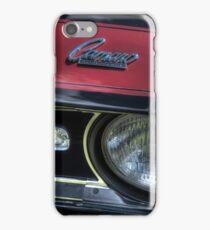 Chevrolet Camaro iPhone Case/Skin