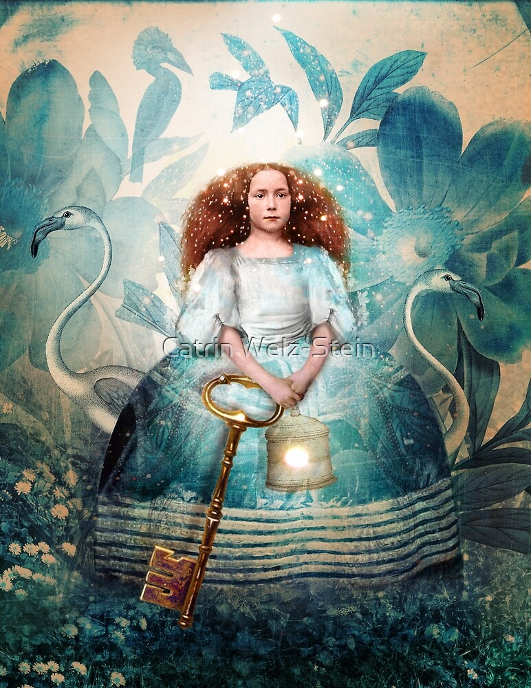 Quot Alice Quot By Catrin Welz Stein Redbubble
