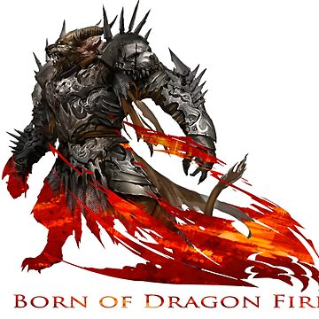 Guild Wars 2 - Born of Dragon Fire by GetFrankered