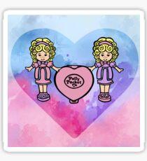 Polly Pocket 90's Nostalgia  Sticker