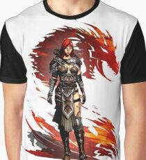 Guild Wars 2 - Nord Woman Graphic T-Shirt