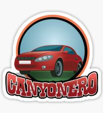 Canyonero Sticker