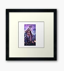 Beckoner Of Evil Framed Print
