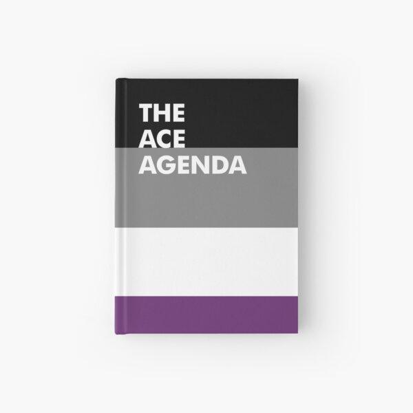 Ace Agenda Hardcover Journal