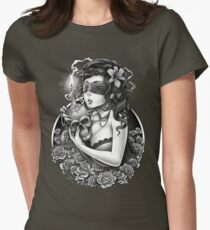 Winya No. 86 Womens Fitted T-Shirt
