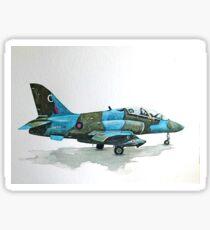 Aeroplane Sticker
