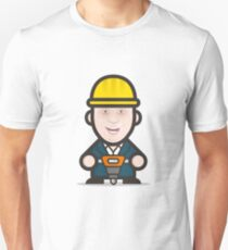 BERLUSCONI ICON SET - WORKER Unisex T-Shirt