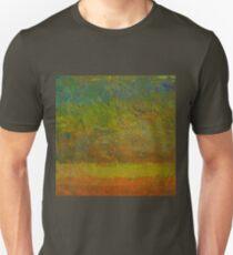 Abstract Landscape Series - Golden Dawn T-Shirt
