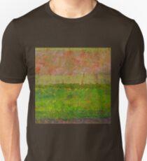 Abstract Landscape Series - Summer Fields T-Shirt