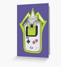 Retro Fusion Greeting Card