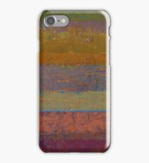 Blue Line iPhone Case/Skin