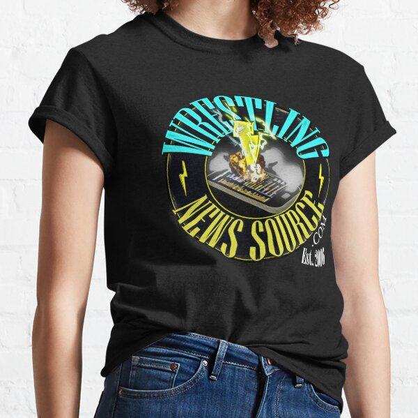 WNS: WrestlingNewsSource Classic T-Shirt
