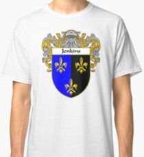 Jenkins Coat of Arms/Family Crest Classic T-Shirt