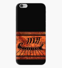 ancient Greece longship iPhone Case