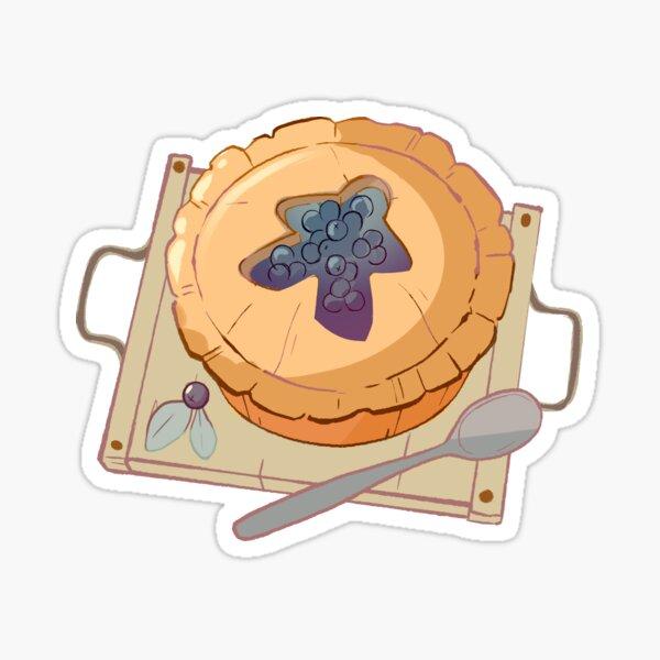 Meeple Pie Sticker