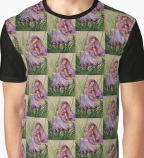 Radha Graphic T-Shirt
