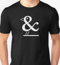 Ampersand Bird T-Shirt