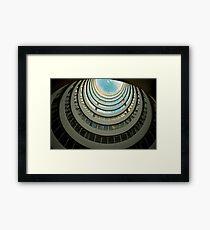 Sky Dome Framed Print