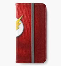 Flash Suit iPhone Wallet/Case/Skin
