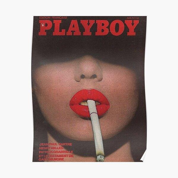 Playboy vintage Poster