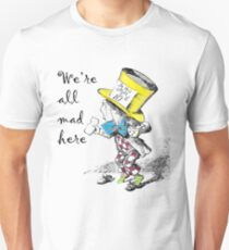 Mad Hatter Tea Party  Unisex T-Shirt