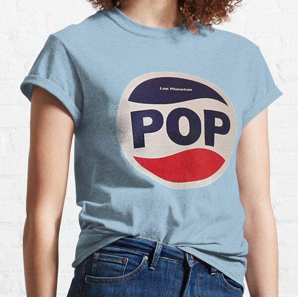 Los Planetas Pop Camiseta clásica