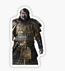 Kublai Khan Sticker