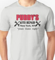 Seinfeld - Puddy's Auto Repair T-Shirt