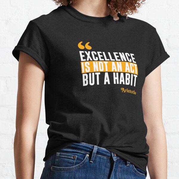 Buy Inspirational Quote T-Shirts Online, Printed T-shirts Online Classic T-Shirt