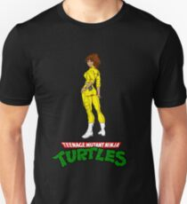 April O'Neil T-Shirt