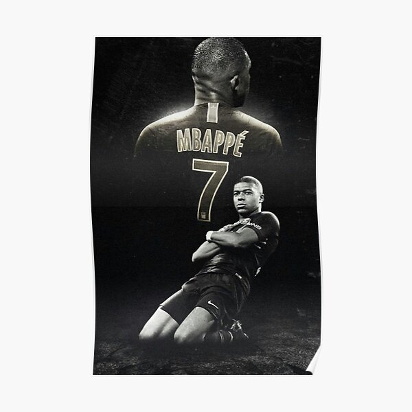 MBAPPE Poster