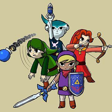 The Legend of Zelda: Be Your Own Hero by Gherkin