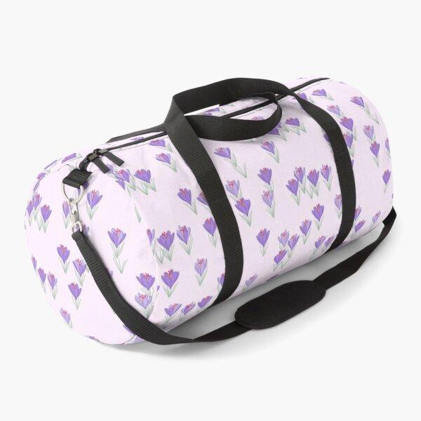 Crocus Garden 2021 Duffle Bag