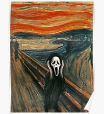 (The) Scream Parody Poster