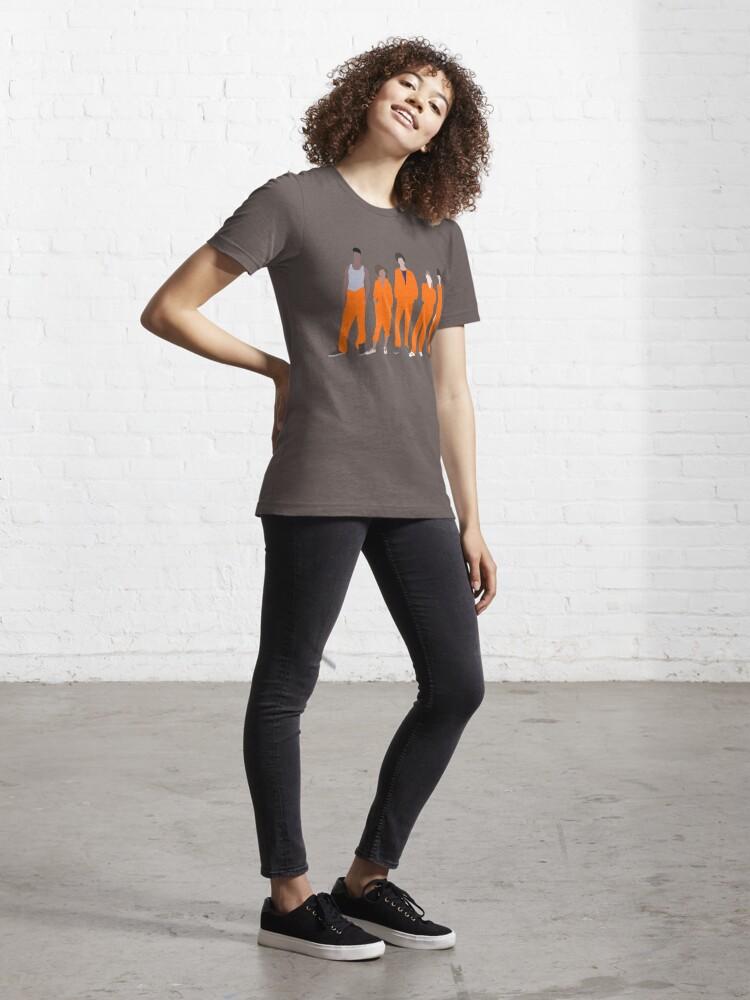 Alternate view of Misfits Essential T-Shirt
