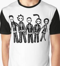 Misfits Lightning Graphic T-Shirt
