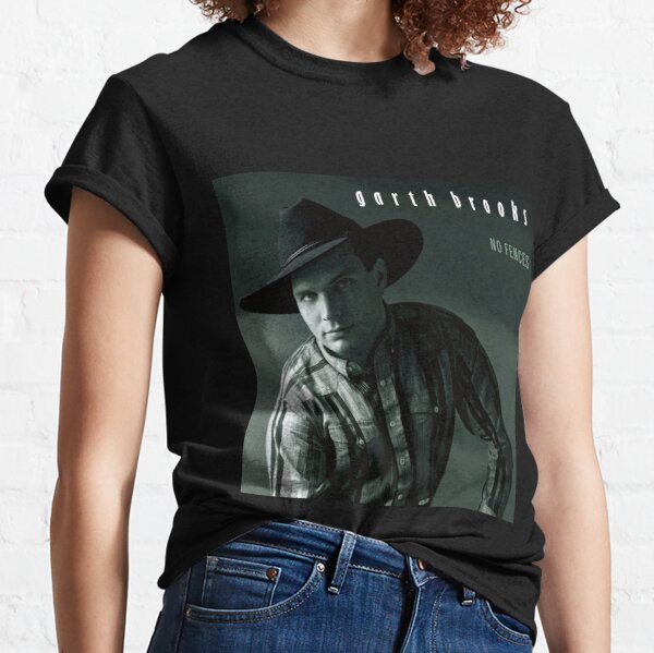 Garth Brooks No fences Classic T-Shirt