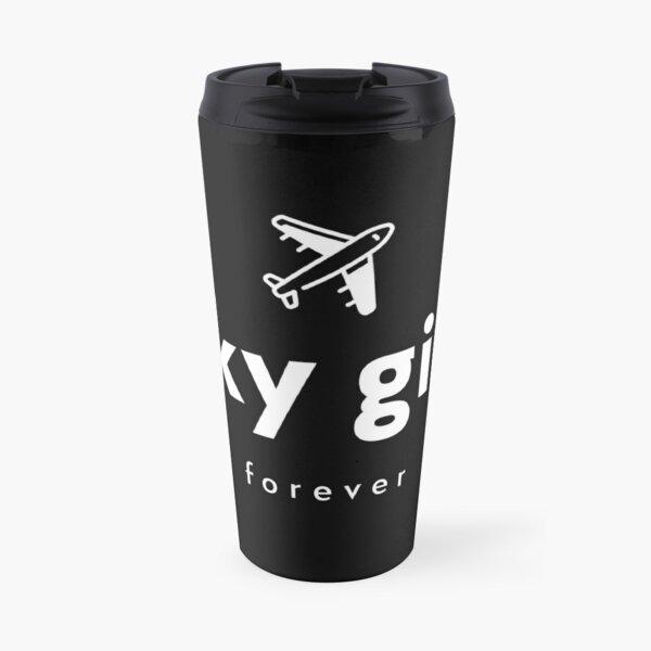 Flifht Attendants- Sky girl  Travel Mug