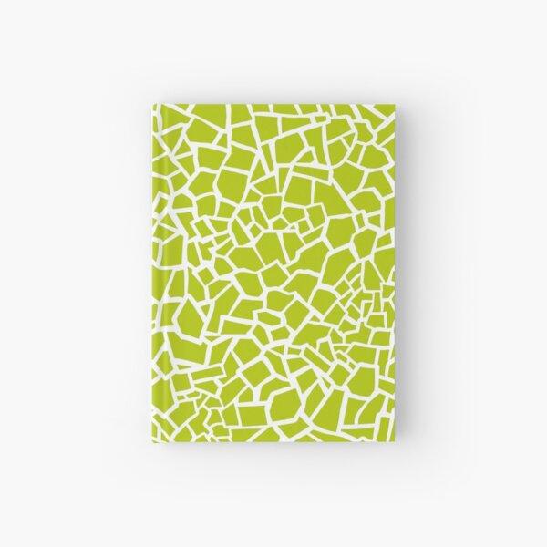 Green Trencadis Hardcover Journal