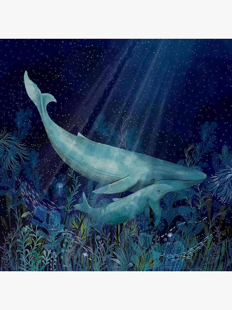 Down in the Deep by Jane-Newland