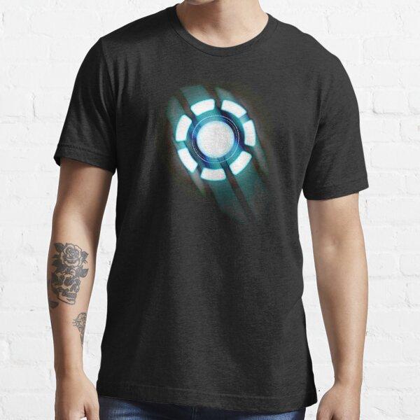 Conception de T-shirt Arc Reactor T-shirt essentiel