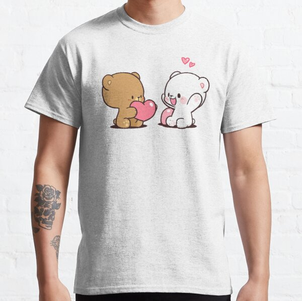 Milk and Mocha T-shirt classique