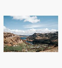 Mountain Views - Lake District Photographic Print
