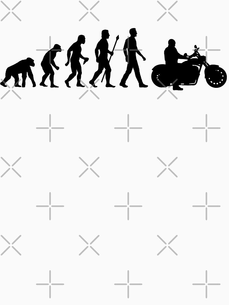 Entwicklung des Mannes Motorrad von BeyondEvolved