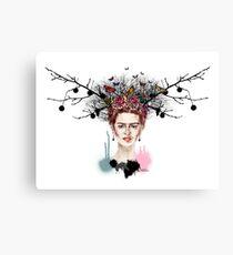 The Little Deer - Frida Kahlo Canvas Print