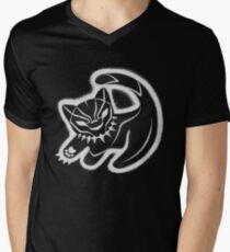 The panther king Men's V-Neck T-Shirt