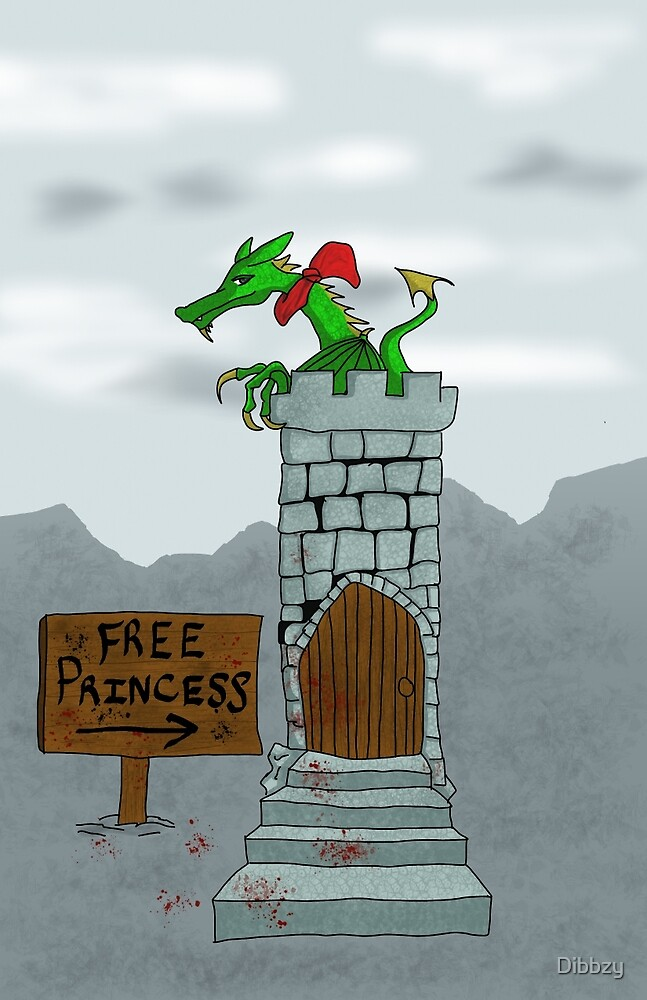 Free Princess by Dibbzy