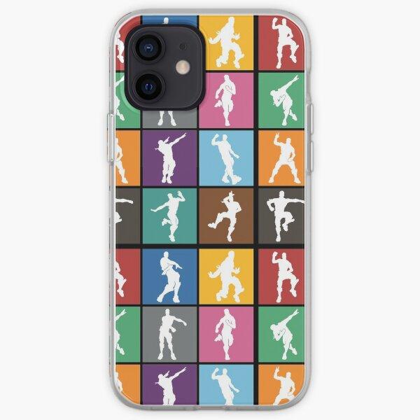Battle Royale Victory Dance - Justice Dance iPhone Soft Case