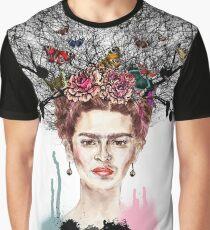 The Little Deer - Frida Kahlo Graphic T-Shirt