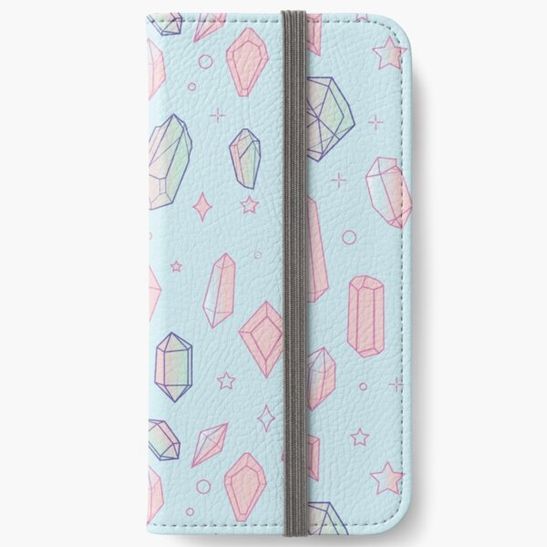 Crystal Universe iPhone Wallet
